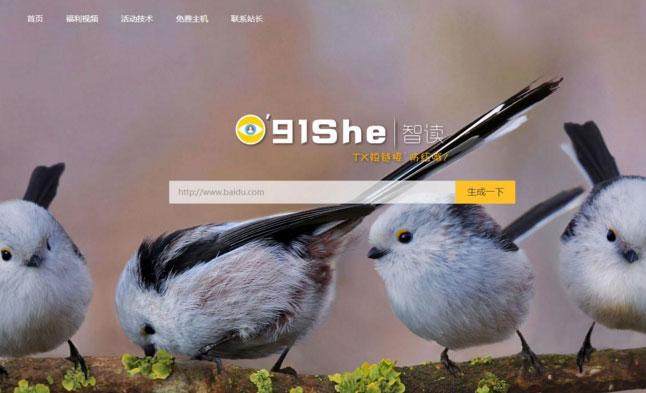 QQ域名防报毒网站程序PHP源码带后台